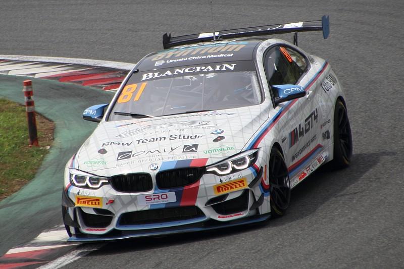 BMW Team StudieがブランパンGTアジア富士ラウンドで2連勝を果たす