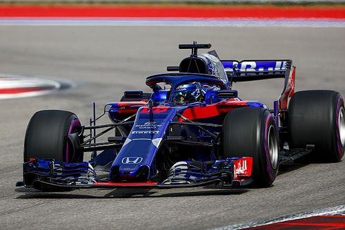 Toro Rosso pilotları Honda'nın güncellemesinden memnun kaldı