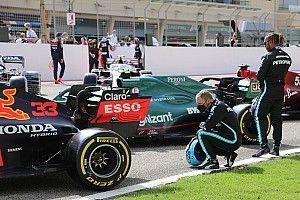 F1 2021: encuentra las cinco diferencias de los 10 coches en pista