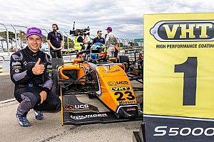 Phillip Island S5000: Macrow dominates opener