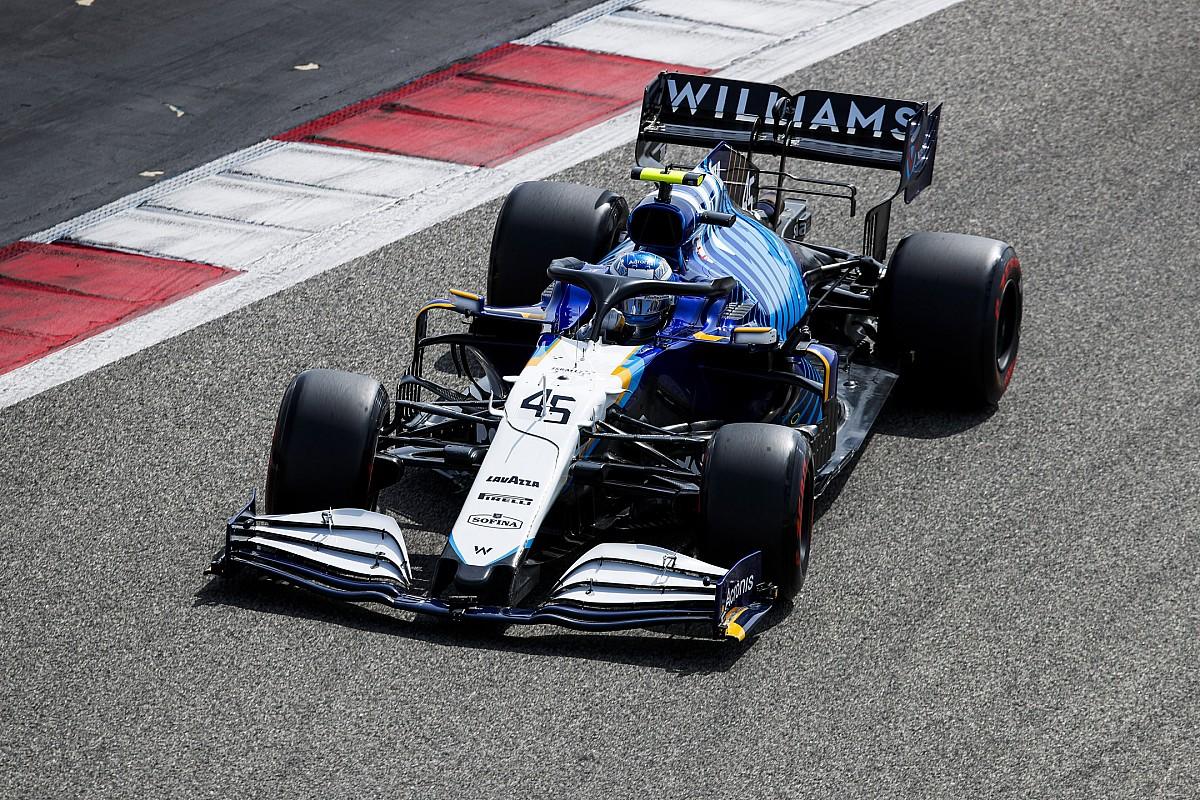 Williams lance ses essais hivernaux avec plusieurs évolutions - Motorsport.com France