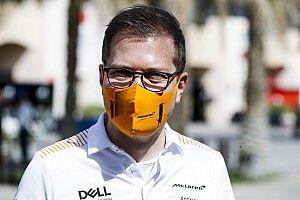 Seidl pozitívan értékelte a McLaren előszezoni teszten mutatott formáját