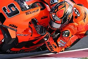 Qatar MotoGP test: Petrucci tops wasted final day