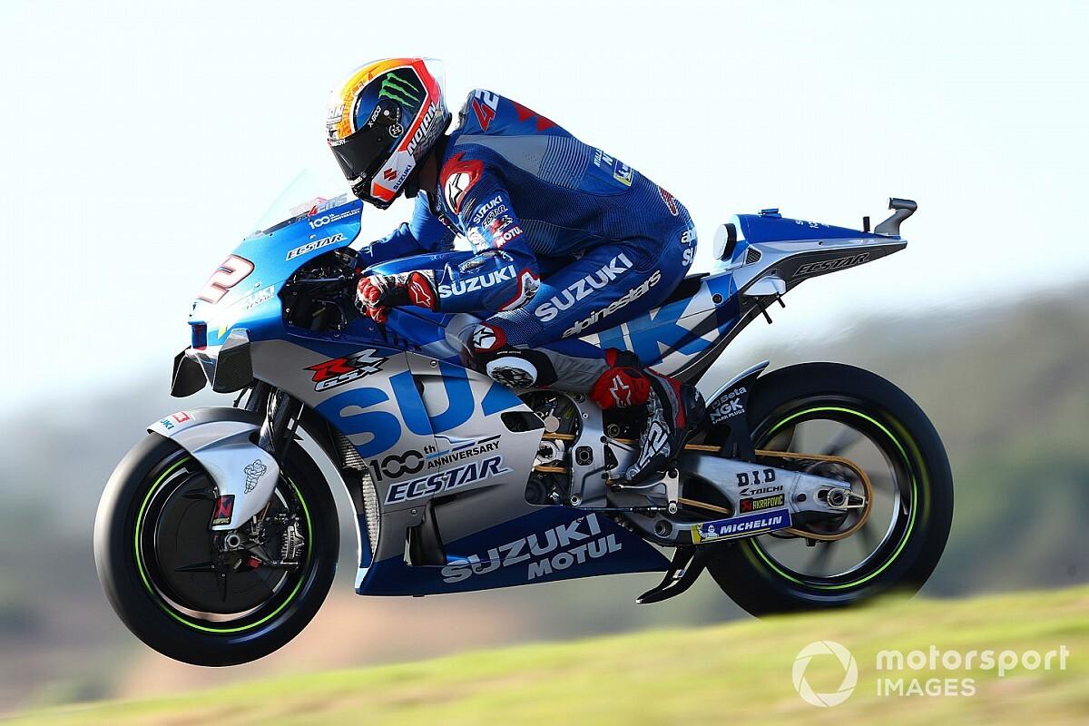 Rins: Stabiel MotoGP-reglement in het voordeel van Suzuki