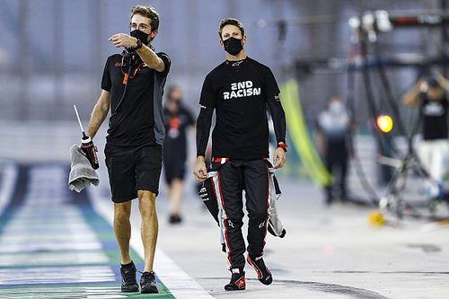 Karier F1 Tamat, Grosjean Ingin Balapan di Ajang Lain