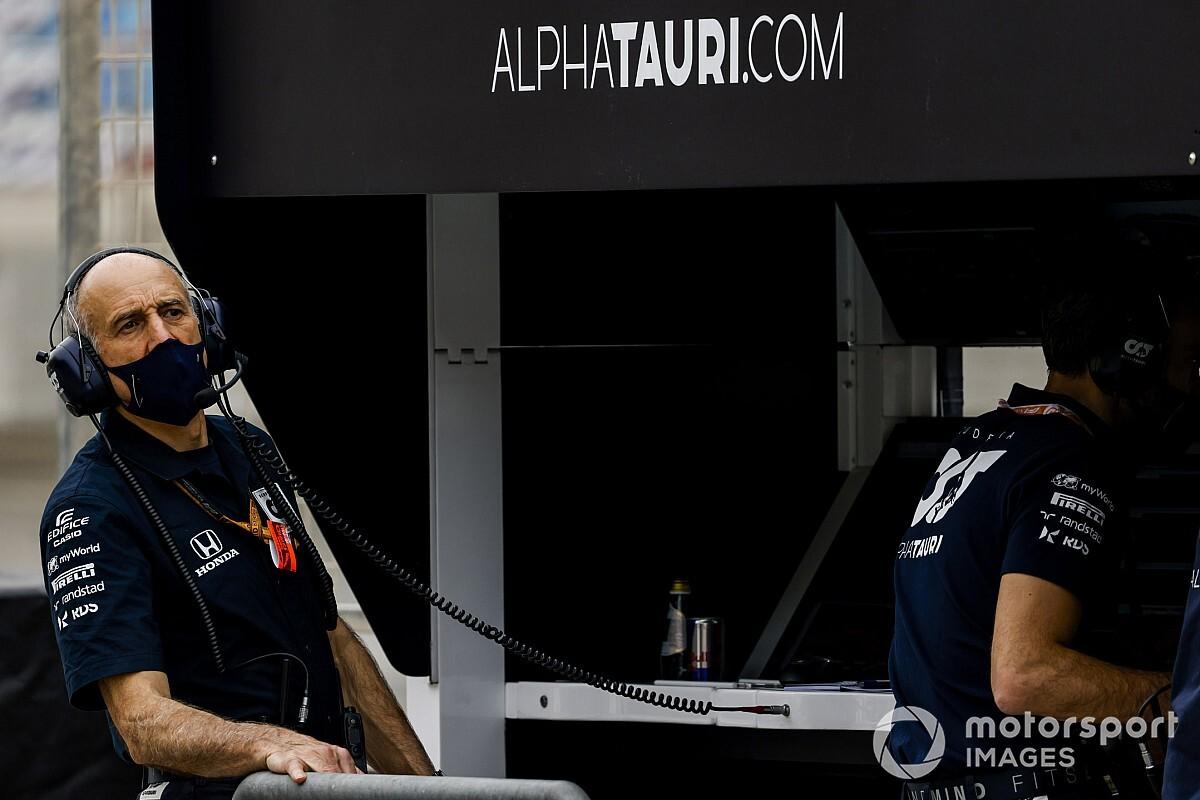 Az AlphaTauri sokat remél a Red Bull szélcsatornájától