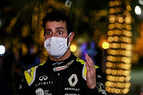 Diffusion TV du crash de Grosjean: Ricciardo s'est senti écouté