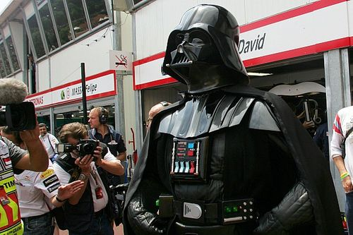 "Brown: McLaren ""became a bit Darth Vader"" in decline years"