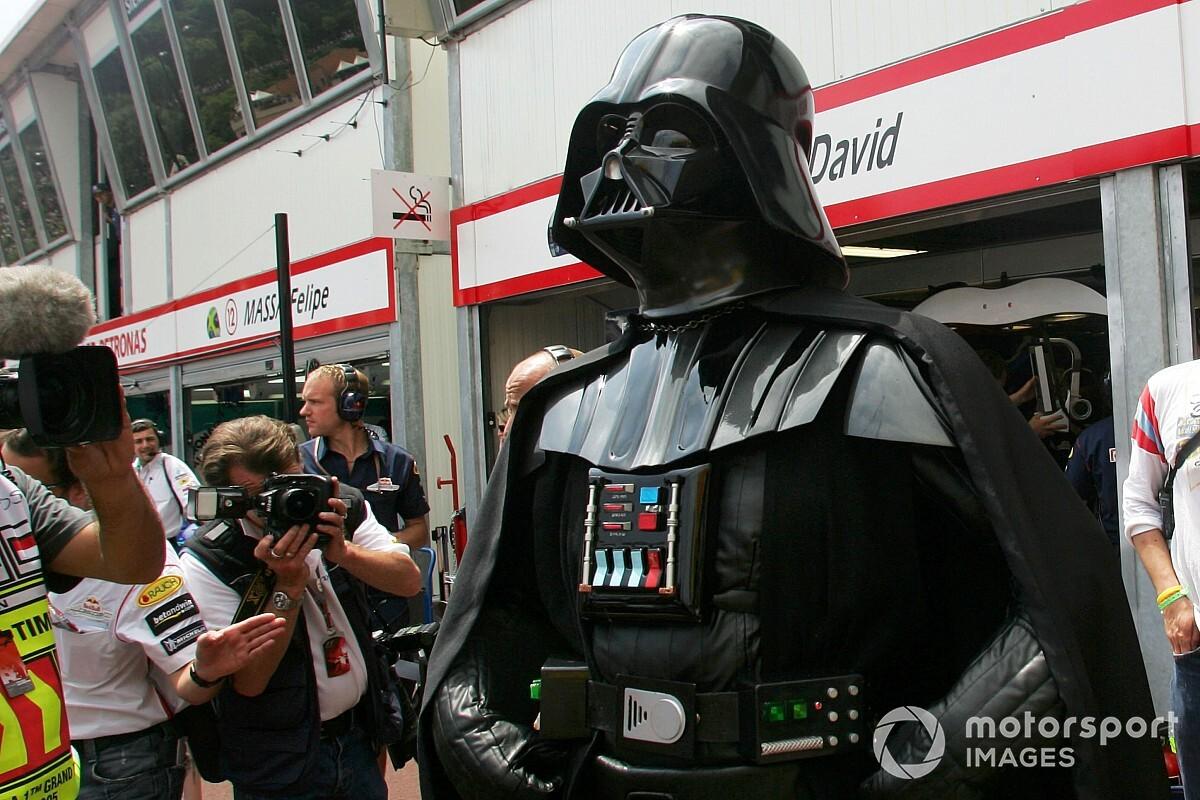 "Brown: McLaren ""became a bit Darth Vader"" in decline years"