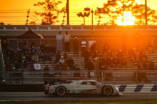 24h Daytona 2021 nach 16 Stunden: Rückschläge für JDC-Miller und Mazda