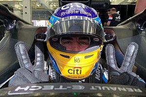 """Alonso : """"Beaucoup de choses à améliorer de mon côté"""""""