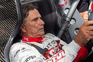 Piquet testował Corollę