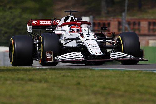 Alfa Romeo wins right to review Raikkonen Imola F1 penalty