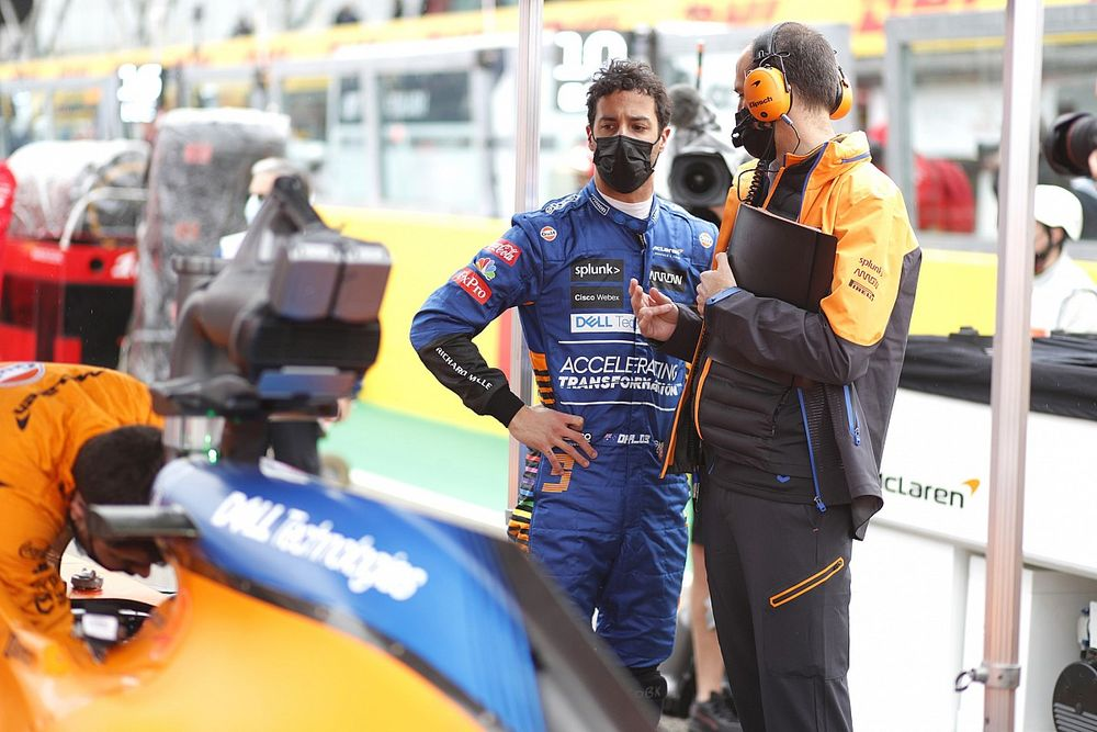 Ricciardo Coba Gaya Balap Baru di Simulator Sebelum GP Portugal