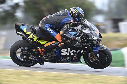 MotoGP-team Rossi praat met vier constructeurs