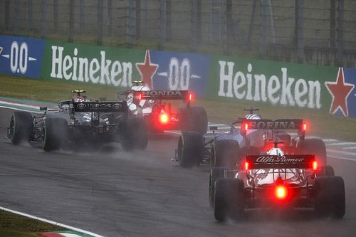 GP Emilia Romagna F1: Timeline vuelta por vuelta