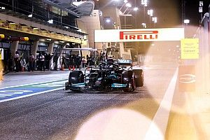 "Improved Mercedes team facing Bahrain F1 ""dogfight"" with Red Bull"