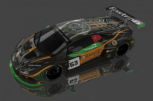 IGTC: Lamborghini ci riprova con Orange1 FFF Racing