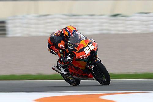 Hasil Kualifikasi Moto3 Portugal: Fernandez Pole, Ogura-Arenas Start dari Baris Kedua