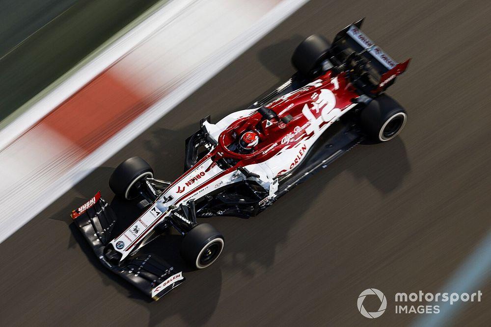 """F1: Apesar de fim de ano emocionante, Ferrari ficou atrás até do """"lento"""" Raikkonen em Abu Dhabi"""