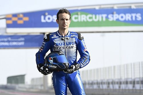 Kesibukan Baru Guintoli Selain Test Rider Suzuki