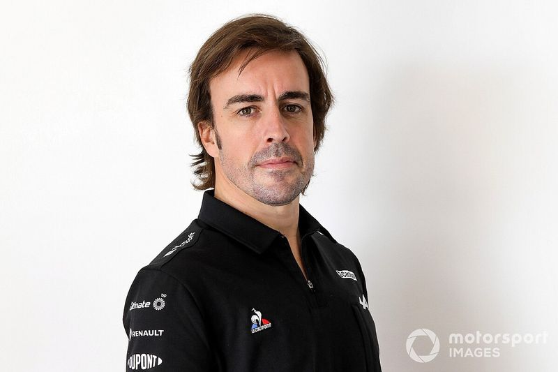 "Alonso ""completely fit"" for F1 testing after cycling accident"
