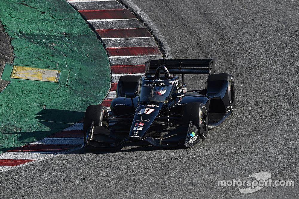 Grosjean, ikinci IndyCar testinin ardından daha iyi hissediyor