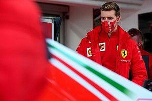 "Mick Schumacher ya se siente ""preparado"" para la Fórmula 1"