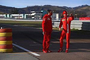 """Sainz: """"Mi objetivo es el título y Ferrari es el mejor lugar para conseguirlo"""""""