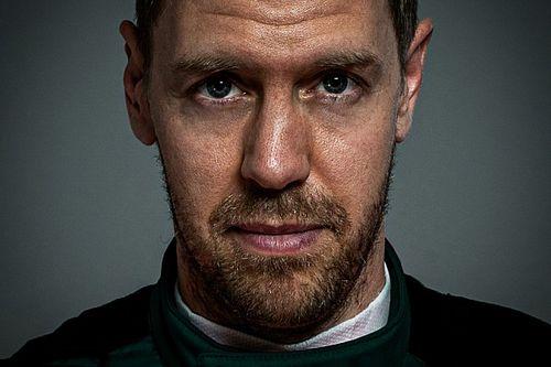 """Aston Martin: Vettel está """"tan motivado como siempre"""""""