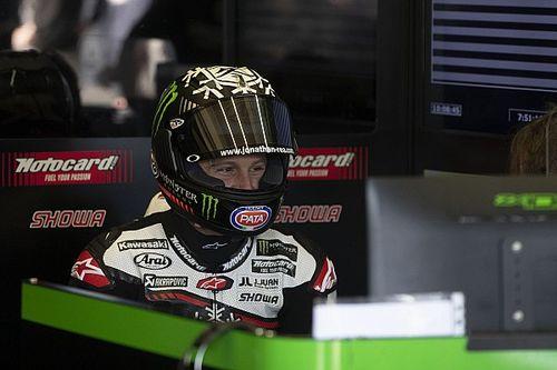SBK, test Jerez: Ducati, Honda e Kawasaki si fermano in anticipo