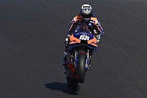 Thuisrijder Oliveira topt eerste MotoGP-sessie in Portimao
