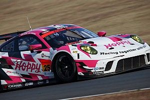 Tsuchiya team no longer 'flapping about' with new Porsche