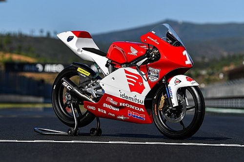 Livery Asia Talent Cup 2021 Dominan Merah