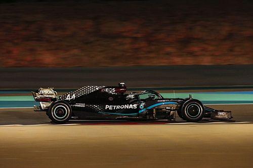 La grille de départ du Grand Prix de Bahreïn