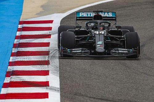 F1: Hamilton bate Bottas no primeiro treino livre no Bahrein; veja