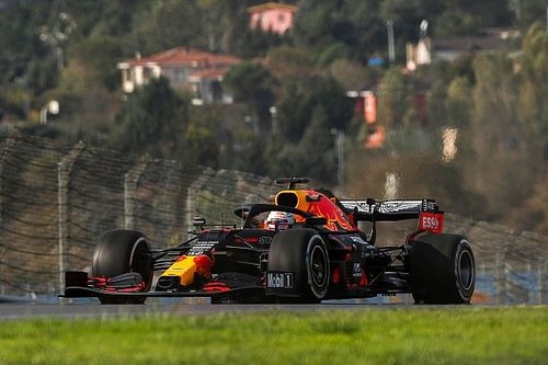 F1 GP Turki: Grip Kecil, Verstappen Kuasai FP1