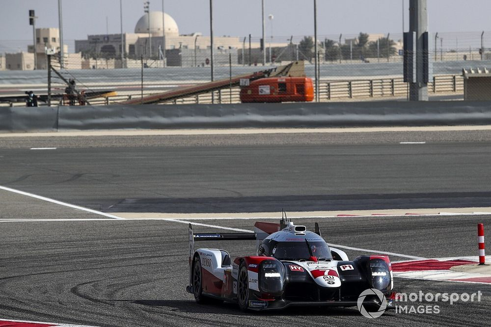 Bahrain WEC: Lopez tops FP2 by over a second