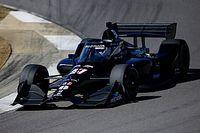 グロージャン、インディカーを初テスト。スピン喫するほろ苦デビューも「大満足!」