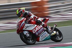 Hasil FP3 Moto3 Qatar: Garcia Teratas, Komposisi Q2 Tak Berubah