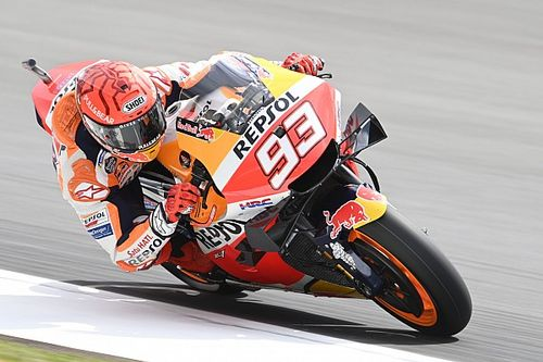 "Marc Marquez ""will suffer"" in his return MotoGP race"