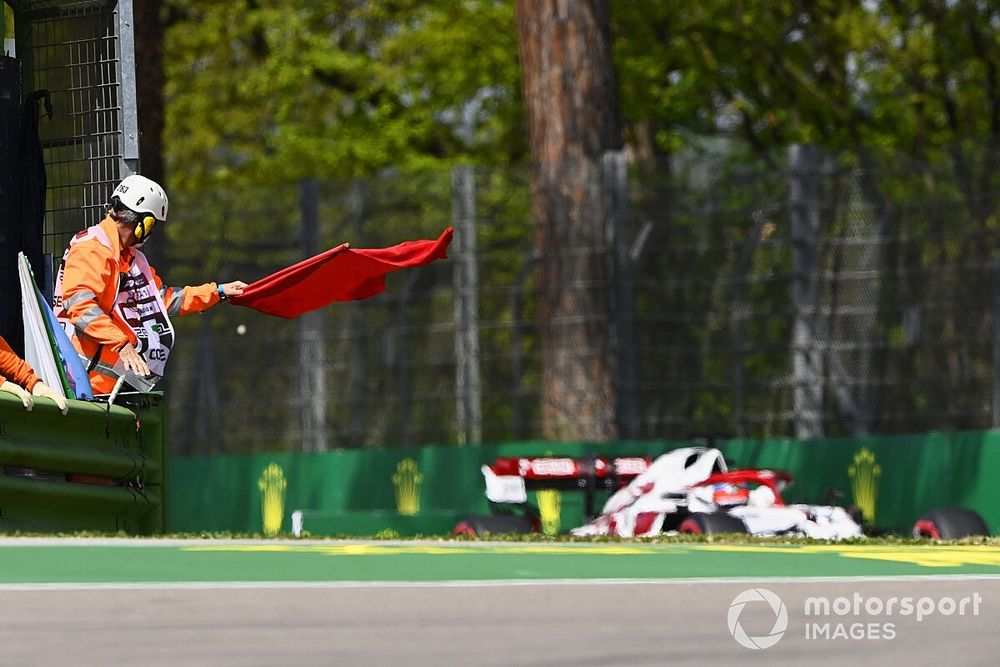Wolff urges F1 red flag rethink over practice stoppages