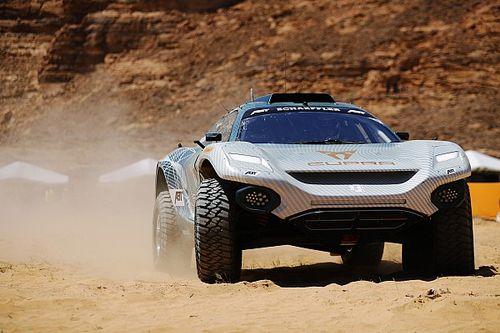 Extreme E: una ricarica che può rivoluzionare il motorsport