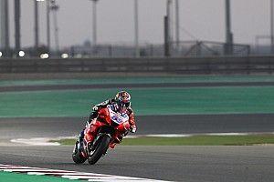 Az újonc Jorge Martiné a pole-pozíció, Rossi csak a 21.!