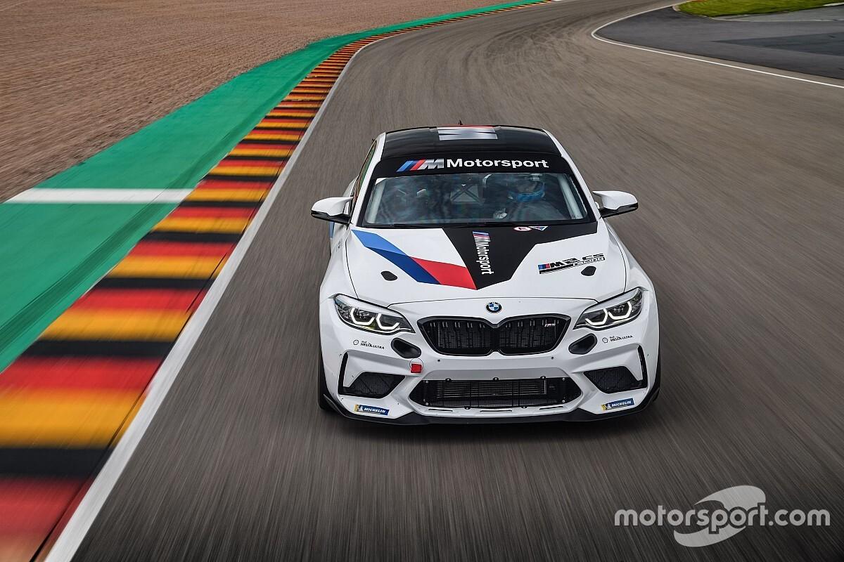 Nel 2021 si corre la nuova serie BMW M2 CS Racing Cup Italy