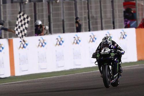 Fotogallery MotoGP: Vinales brilla nel GP del Qatar
