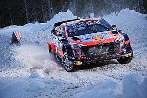WRC: ecco la line up piloti Hyundai per il Rally di Croazia