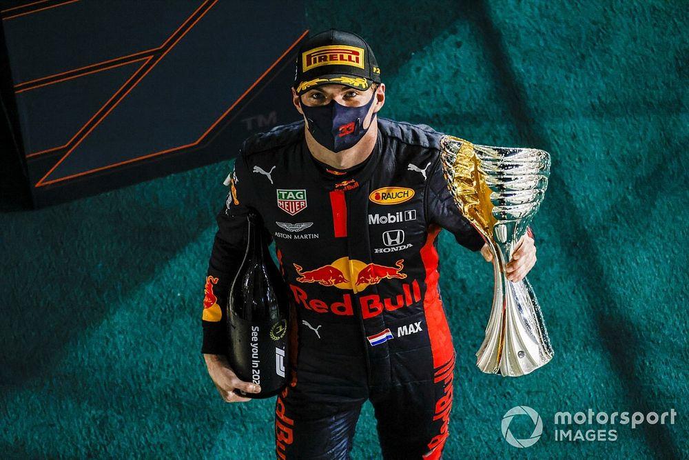 """Jos Verstappen: """"Max, 2020'de en iyilerden biri olduğunu kanıtladı"""""""