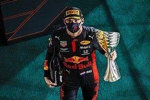 Verstappen ziet 2021 als 'grootste kans' op titelstrijd in F1