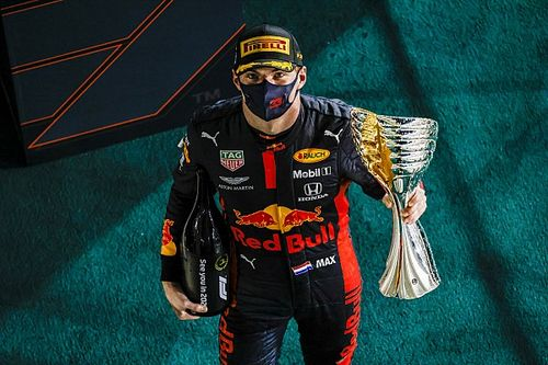 Verstappen Paling Sering Terpilih Driver of The Day